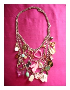 Junk necklace