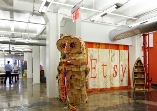 Etsy's HQ