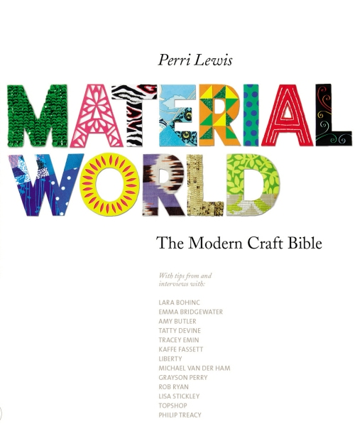 Material World cover 1