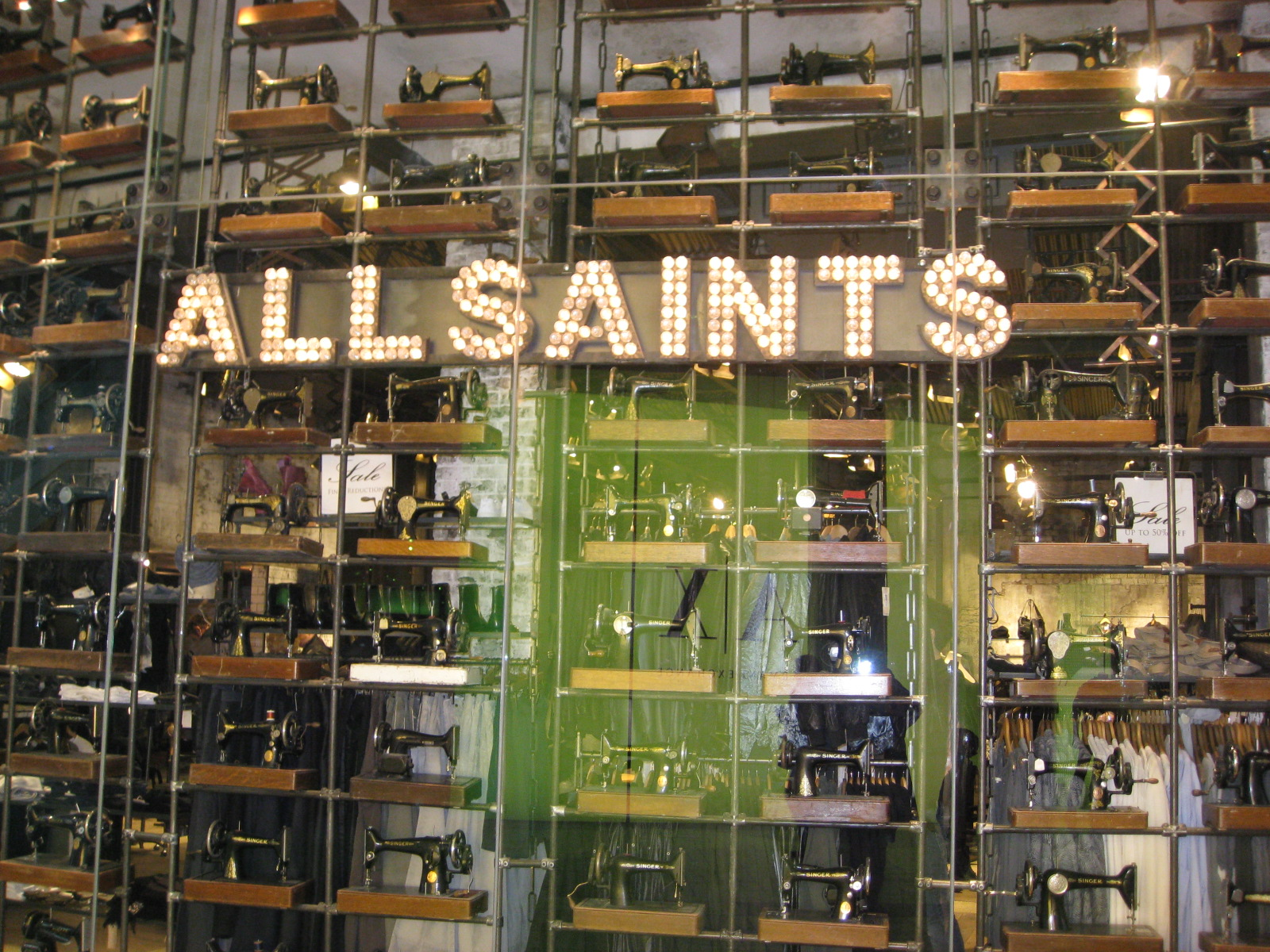 All Saints Fashion Book