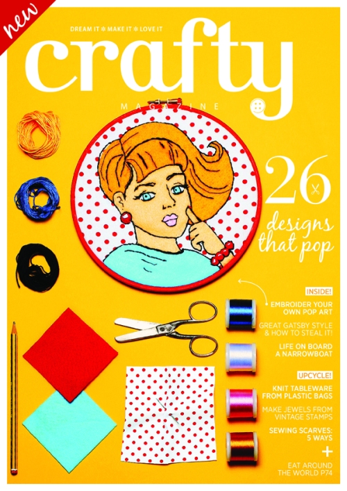Crafty cover 2