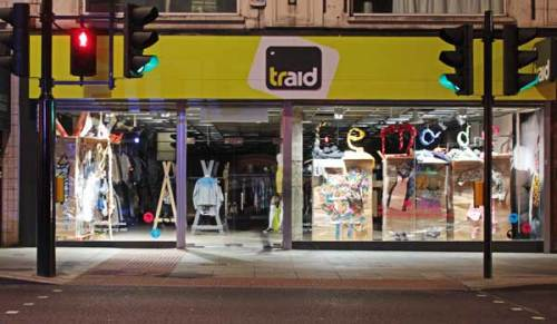 Supermarket Sarah for Traid Remade Dalston