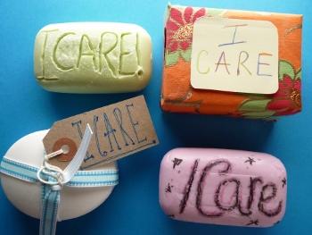 I care Scope soap