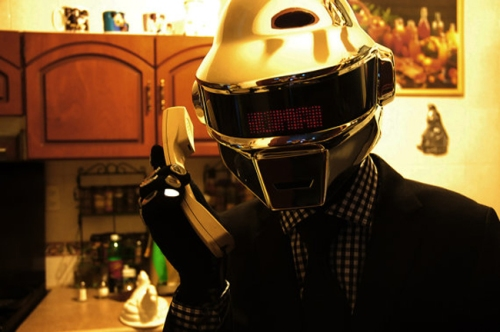 Daft Punk get crafted